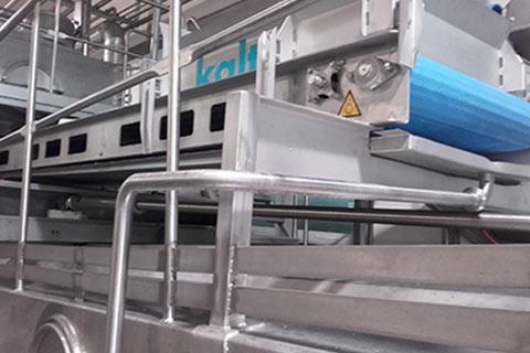 Conception et montage d'équipements industriels