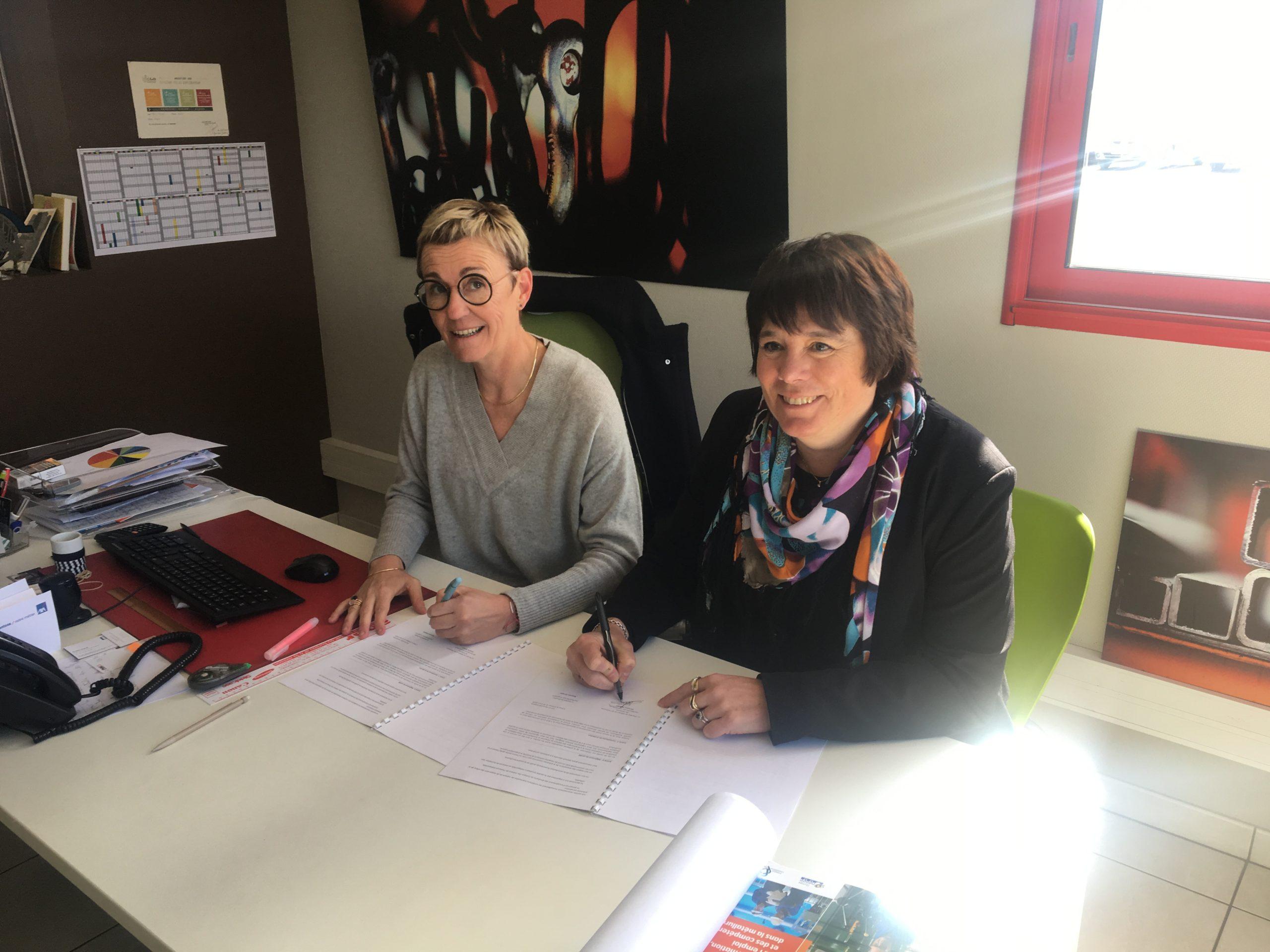 Partenariat CHambre des métiers de l'Aveyron