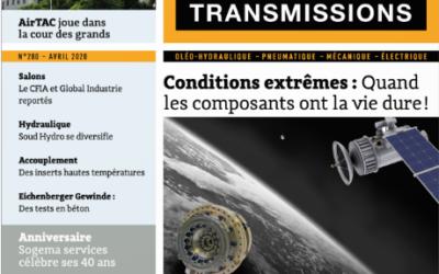 Soud Hydro dans le N°200 du magazine « Fluides & Transmissions »